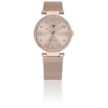 Tommy Hilfiger Steel 32mm Quartz new