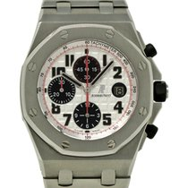 Audemars Piguet 26170ST.OO.1000ST.01 Steel 2015 Royal Oak Offshore Chronograph 42mm pre-owned United States of America, Florida, Miami