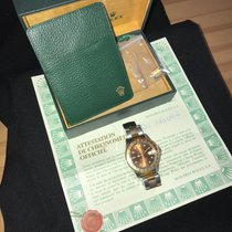 Rolex GMT-Master II 16713 Sehr gut Gold/Stahl 40,5mm Automatik Schweiz, nyon