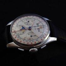 Doxa Exceptional NOS Valjoux 88 Chronograph 50's
