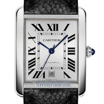 Cartier Tank Solo new 2021 Automatic Watch with original box wsta0029