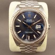 Rolex Datejust 126334 Jubilee Blue dial