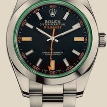 Rolex Milgauss 40mm Steel