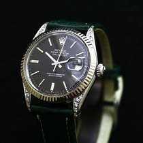 Rolex - Datejust Diamond CAL.1570  NO RESERVE PRICE  - 1600 -...