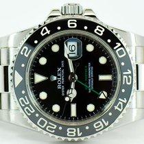 Rolex GMT-Master II Ceramic Bezel Ref. 116710
