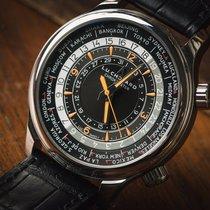 Chopard L.U.C 168574-3001 Chopard L.U.C ONE TIME Acciaio Nero Pelle 42mm new