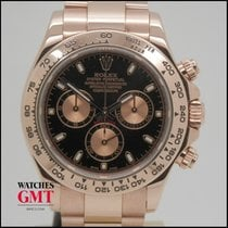 Rolex Daytona Chrono Rose Gold Random Serial 2015