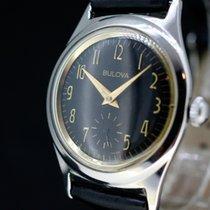 Bulova 33,5mm Handaufzug 1970 gebraucht