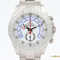 Rolex Yacht-Master II White Gold Full Set
