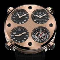 Meccaniche Veloci Rose gold 49mm Automatic W01GC1ST new