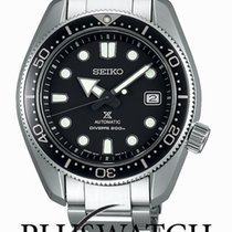Seiko SPB077J1 Steel Prospex 44mm new