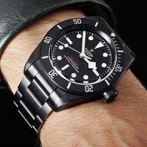 Tudor Black Bay Dark 79230DK-0005 - TUDOR BLACK BAY DARK UOMO in acciaio nero nieuw