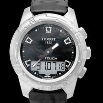 Tissot T-Touch II Titanium 43.3mm Mother of pearl