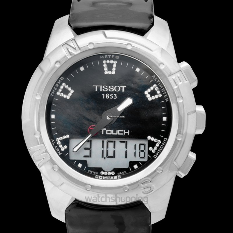 30bbcd92c38 Tissot T-Touch II - all prices for Tissot T-Touch II watches on Chrono24
