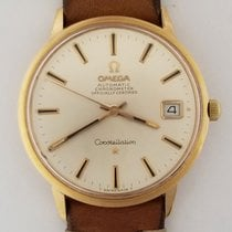 Omega Constellation Chronometer Automatic 18K Gold Vintage 1967