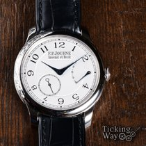 F.P.Journe Platino Cuerda manual Chronometre Souverain usados
