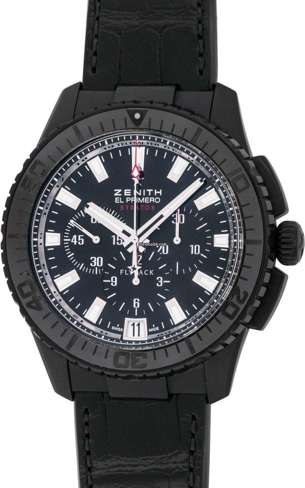 e67e8715b74 Zenith El Primero Cerâmica - Todos os preços de relógios Zenith El Primero  Cerâmica na Chrono24