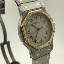 Cartier Santos Like New 187902 1999