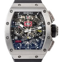 Richard Mille RM 011 Titan 2011 RM 011 40mm begagnad