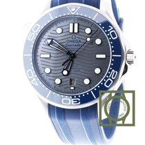 Omega 210.32.42.20.06.001 Staal Seamaster Diver 300 M 42mm