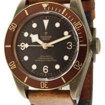 Tudor Black Bay Bronze Bronze 43mm Brun France, Dunkerque