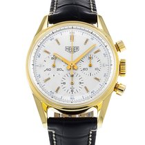 TAG Heuer Or jaune Remontage automatique 35mm 2000 Carrera (Submodel)
