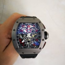 Richard Mille 42mm Automatic 2016 pre-owned RM 011