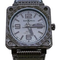 Bell & Ross Carbon Fibre Phantom – limited edition (009/500) -...