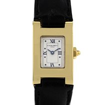 Chaumet pre-owned Quartz Champagne Sapphire crystal