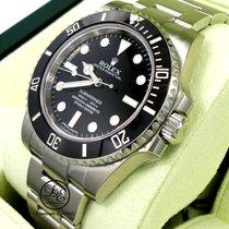 Rolex Submariner (No Date) 114060 nov