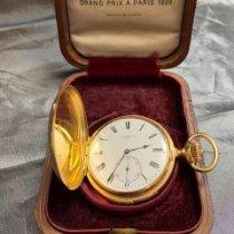 Patek Philippe Uhr gebraucht 1887 Roségold Handaufzug Uhr mit Original-Box und Original-Papieren