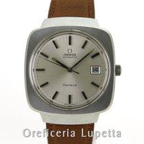 Omega 166.0164 Steel 1973 Genève 36mm pre-owned