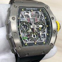 Richard Mille nov Automatika 44.50mm Titan Safirno staklo