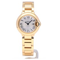 Cartier Or rose 28mm W69001Z2 occasion