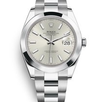 Rolex Datejust Steel 41mm No numerals United States of America, New Jersey, Totowa