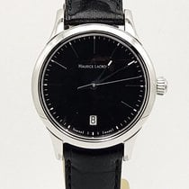 Maurice Lacroix Les Classiques Date Steel 28mm Black United States of America, Illinois, BUFFALO GROVE