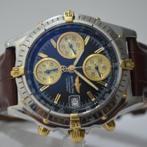 Breitling Gold/Steel 45mm Automatic B13050.1 pre-owned India, MUMBAI