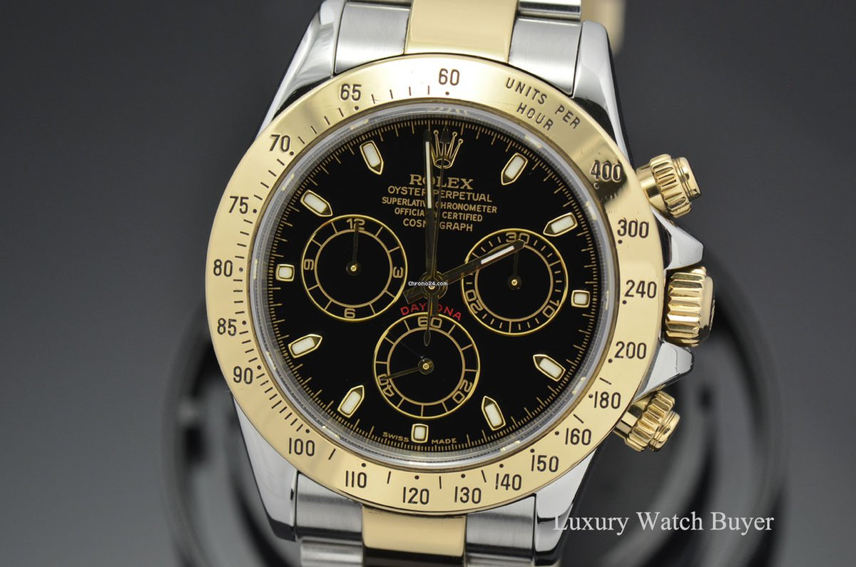 1401c910c Rolex 116523   Rolex Reference Ref ID 116523 Watch at Chrono24