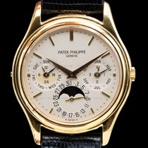 Patek Philippe Perpetual Calendar Yellow gold 36mm United States of America, Massachusetts, Boston