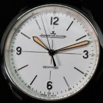 Jaeger-LeCoultre Geophysic 1958 Steel 38.5mm White Arabic numerals United States of America, New York, Westchester
