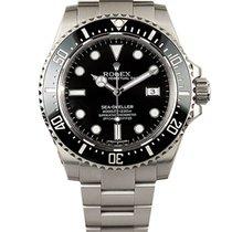 Rolex Sea-Dweller 4000 Steel 40mm Black No numerals South Africa, Johannesburg