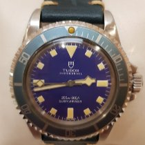 Tudor pre-owned Automatic Blue