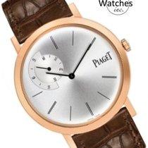 Piaget P10522 Oro rosa 2015 40mm nuevo