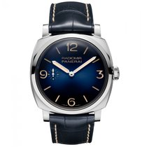 Panerai Steel 47mm Manual winding PAM00932 new