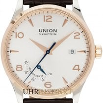 Union Glashütte new Automatic Center Seconds Power Reserve Display 40mm Gold/Steel Sapphire Glass