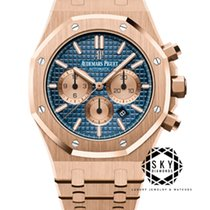 Audemars Piguet Royal Oak Chronograph 26331OR.OO.1220OR.01 Ongedragen Roségoud 41mm Automatisch