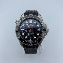 Omega Seamaster Diver 300 M 210.32.42.20.01.001 İyi Çelik 42mm Otomatik