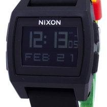 Nixon Carbono 42mm Cuarzo A1104-1114-00 nuevo