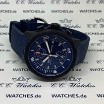 IWC Aquatimer Chronograph Steel 45mm Blue