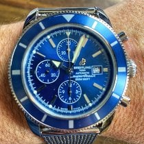 Breitling Superocean Héritage Chronograph A13320 2017 gebraucht